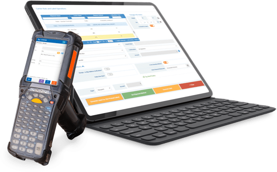Device independent Warehouse Management Software