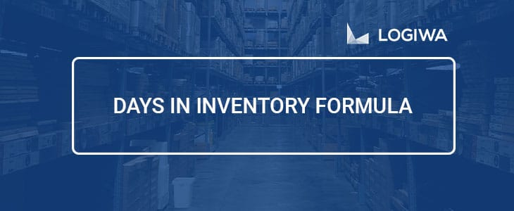 Day-in-inventory-formula
