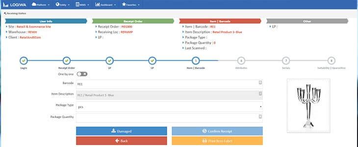 Logiwa, in B2B Review Platform