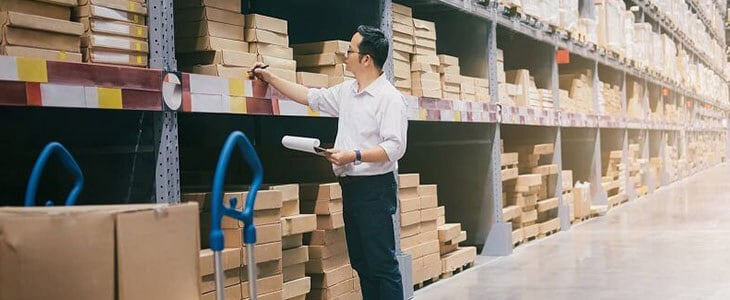 Behind The Scenes of Amazon's Inventory Management System