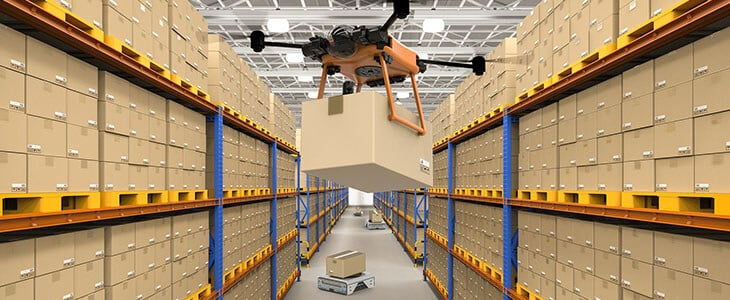 Warehouse Robotics: Everything You Need to Know